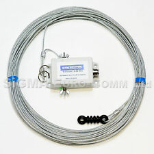 SIGMA EURO-COMM   LW40 HF 160 - 6m Multiband Long Wire Top band Antenna / Aerial