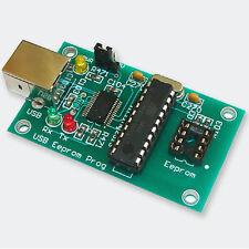 KMTronic USB 24xxx I2C E-Eprom programmateur - Microchip, ATMEL