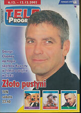 TELE PROGRAM 2002/49 (6/12/2002) GEORGE CLOONEY