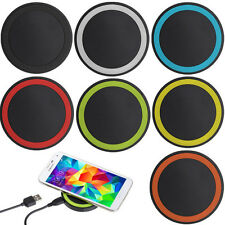 QI Wireless Charging Charger Pad Transmitter for Mobile Phone Smart Android IOS