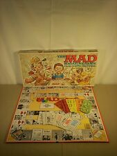 """The Mad Magazine Board Game by Parker Brothers"" Vintage 1979, Complete!"
