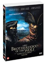 Brotherhood of the Wolf (2001) - Christophe Gans (2-Disc) DVD *NEW