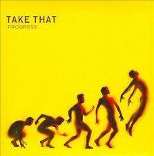 Progress by Take That (CD, Nov-2010, Polydor)