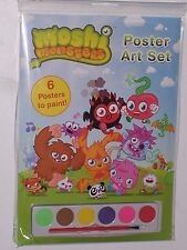 Moshi Monster Poster Art Set