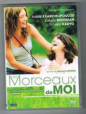 DES MORCEAUX DE MOI - ADÈLE EXARCHOPOULOS & ZABOU BREITMAN - 2012 - COMME NEUF