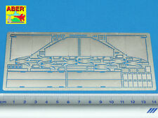 ABER 35124 - 1/35 PHOTOETCHED FOTOINCISIONI FENDERS FOR FERDINAD & ELEFANT