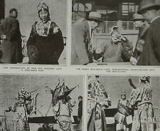 Scenes From A Film Production In Peking China 1930 Photo Article 7623