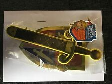 MIKE THE KNIGHT:JOURNEY TO DRAGON MOUNTAIN HELMET,SHIELD & SWORD.NEW AND SEALED.