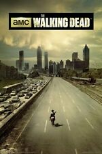 The Walking Dead Television Show Poster Print Wall Art Hollywood Memorabilia