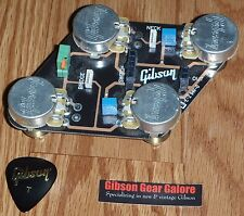 Gibson Les Paul Standard T Quick Connect Control Board CTS Pot Guitar Parts HP
