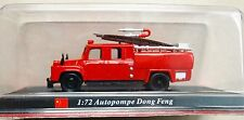 Camions de Pompiers du Monde Dong Feng Autopompe  Altaya