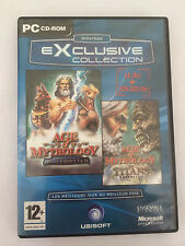 Age of Mythology - Exclusive collection pour Windows
