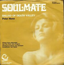 7inch PETER HENN soulmate HOLLAND EX +PS