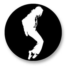 "Pin Button Badge Ø25mm 1"" Music Musique Michael Jackson King of Pop MJ Bad"