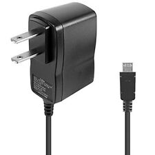 micro USB AC Charger for Barnes & Noble NOOK Tablet 16gb Color BNTV250