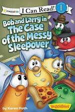 Bob and Larry in the Case of the Messy Sleepover  VeggieTales  I Can Read! (I Ca