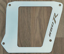 Yamaha XT660R cover for DNA Stage 2 Filter (660R Logo Standard)
