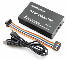 NEW USB XDS510 TI DSP JTAG TMS320 series Emulator Programmer