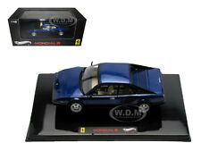 FERRARI MONDIAL 8 BLUE ELITE EDITION 1OF5000 PRODUCED 1/43 BY HOTWHEELS V8373