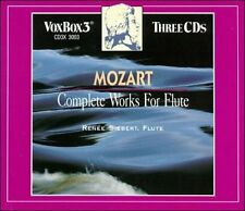 GEORGE NEIKRUG - Mozart: All The Works For Flute CD ** Excellent Condition **