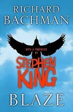 Bachman, Richard, King, Stephen Blaze Very Good Book