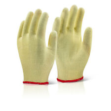 10 Pairs of Size 10/XL KEVLAR 7523 Hwt Gloves Polyco Touchstone - £9.99