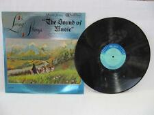 "RCA Camden RODGERS  HAMMERSTEIN SOUND OF MUSIC LP MONO 12"" Record Living Strings"