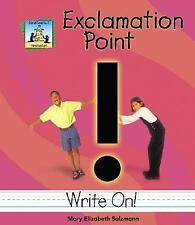 Exclamation Point (Punctuation)