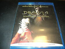 "BLU-RAY ""DRACULA - Ed. Deluxe 15eme anniversaire"" Francis FORD COPPOLA / horreur"