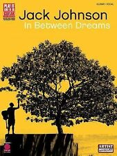 In Between Dreams: Guitar Tablature Sheet Music / Songbook: Jack Johnson