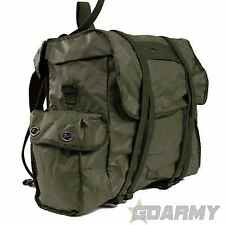 Belgian Army 25L Waterproof Nylon Rucksack - IDEAL FOR FISHING & CAMPING TRIPS