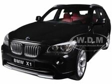 BMW X1 xDRIVE 2.8i E84 BLACK SAPPHIRE 1/18 DIECAST MODEL CAR BY KYOSHO 08791 BKS