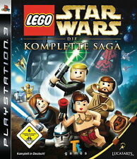 Playstation 3 Spiel: Lego Star Wars - Complete Saga PS-3 AK Essentials Neu & OVP