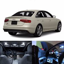 LED Dome Trunk Package Kit For Audi B8 A4 S4 2009-2013 (White LEDs)