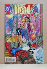 BLOODPACK #4 of 4 DC 1995 9.0 VF/NM Uncertified ANDY LANNING