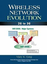 Wireless Network Evolution: 2G to 3G (Prentice Hall Communications Engineering a