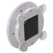 HEITRONIC Solar LED Nachtlicht Nachtleuchte mit Saugnäpfen fürs Fenster 47187