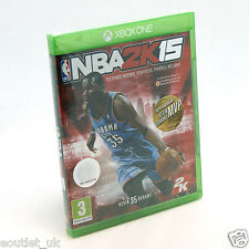 NBA 2K15 Basketball Game for Xbox One NEW & SEALED European Packaging