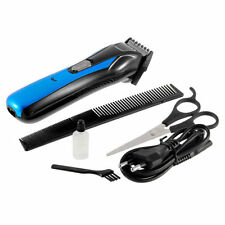 Electric Rechargeable Shaver Beard Trimmer Razor Hair Clipper Body Groomer JL