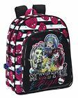 Monster High Rucksack Schulrucksack Sport- und Freizeitrucksack Backpack Tasche