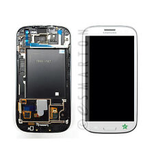 White Samsung Galaxy S3 T999 I747 LCD Touch Screen Digitizer Screen Assembly USA