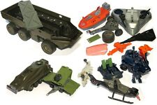 HUGE GI Joe Vehicle Lot/Cobra ASP/Devil Fish/Persuader