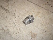 87 Camaro Firebird 9th COLD START INJECTOR CONNECTOR 85 86 88 fuel rail plug