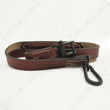 GERMAN MG34/MG42 LEATHER SLING - Repro Military Army WW2 Rifle Gun Carrier