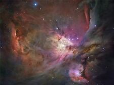 HUBBLE SPACE TELESCOPE ORION NEBULA POSTER PRINT ART 400PYA