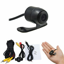 Car Rear Front View Cam Wide Angle Reversing Parking Security Camera Waterproof