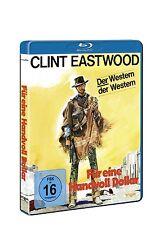Für eine Handvoll Dollar [Blu-ray](NEU & OVP) Clint Eastwood von Sergio Leone