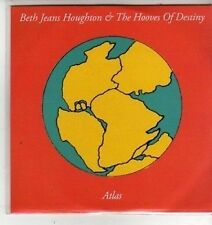 (CW690) Beth Jeans Houghton & The Hooves of Destiny, Atlas - 2012 DJ CD