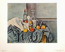 AMAZING ORIGINAL CEZANNE LITHOGRAPH PRODUCED BY NATIONAL GALLERY OF ART