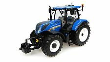 Universal Hobbies New Holland T7.225 Tractor (2015). Model Scale 1:32. UH4893